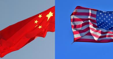 САЩ срещу Китай