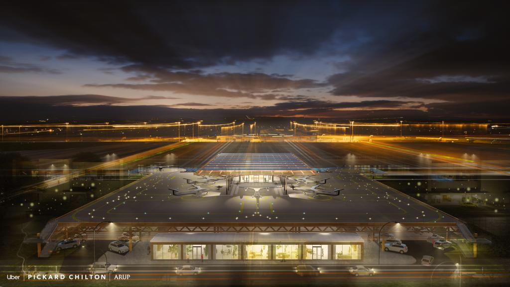 мини летище