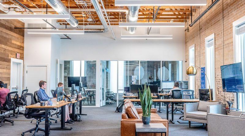 стартап офис
