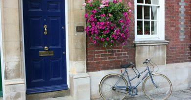 къща с колело