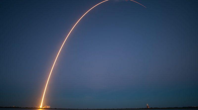 полет на ракета