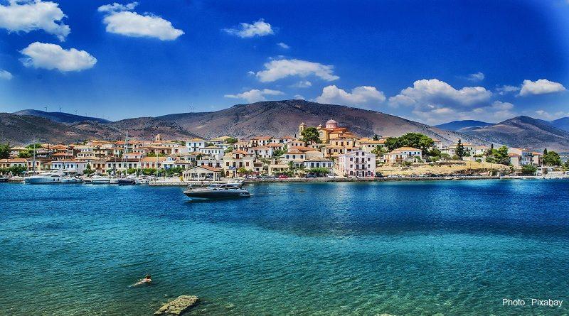 Гръцки град