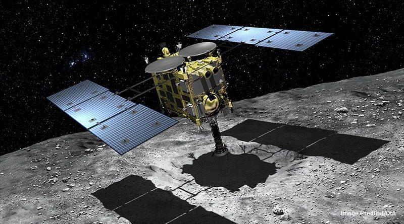 Космически апарат Хаябуса-2
