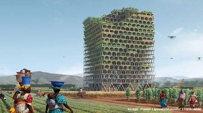 Селскостопански небостъргач
