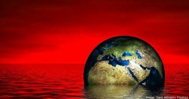 Земята в червено
