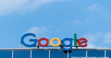 сграда на Google