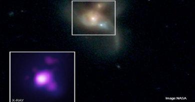 тройка черни дупки
