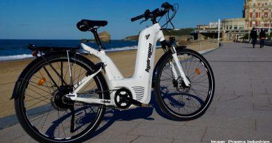 водороден велосипед