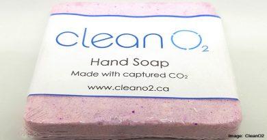сапун от СО2