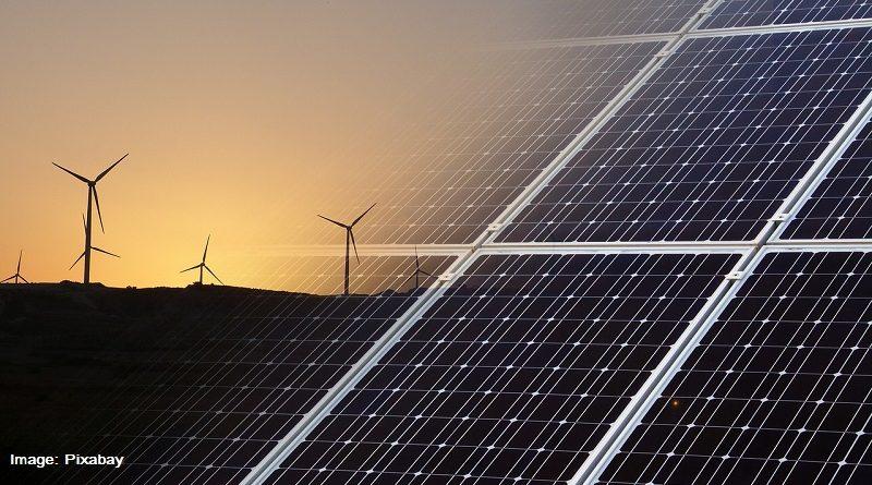 слънчеви панели,ветрогенератори