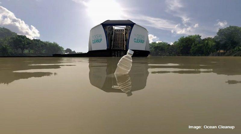 Почистване на река