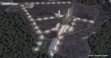 стартова ракетна площадка