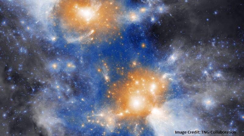 модел на вселената