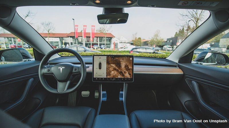 автомобил Тесла