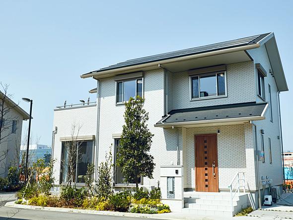 къща във Фуджисава