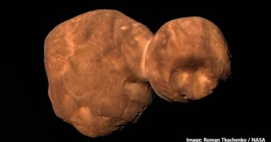 астероида Арокот