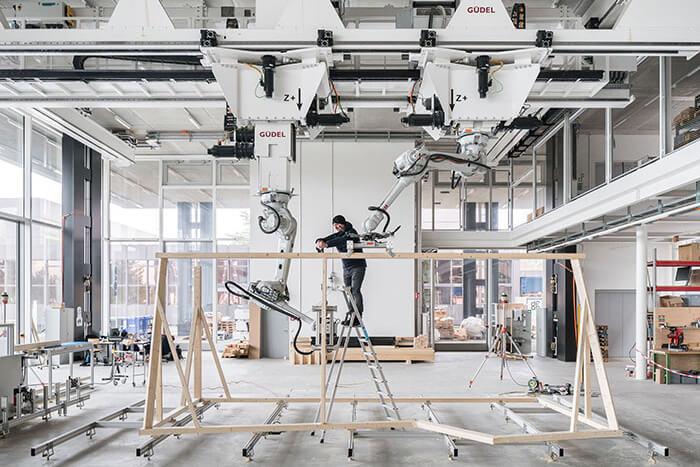 роботи строят