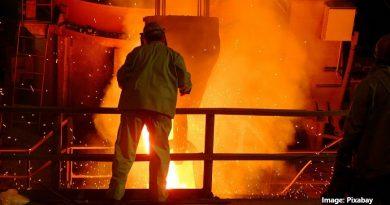 производство на стомана
