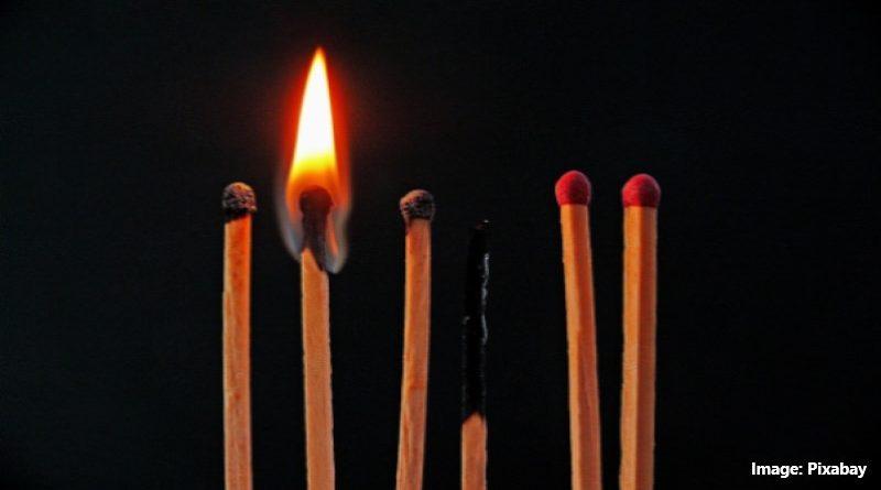 прегаряне