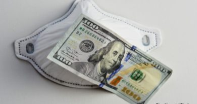 маска и долар