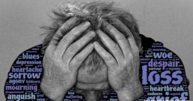 разочарован човек