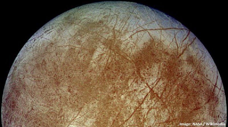 Европа спътник на Юпитер