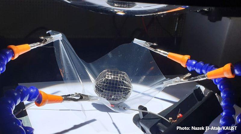 сферични слънчеви панели