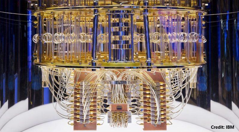 квантов компютър