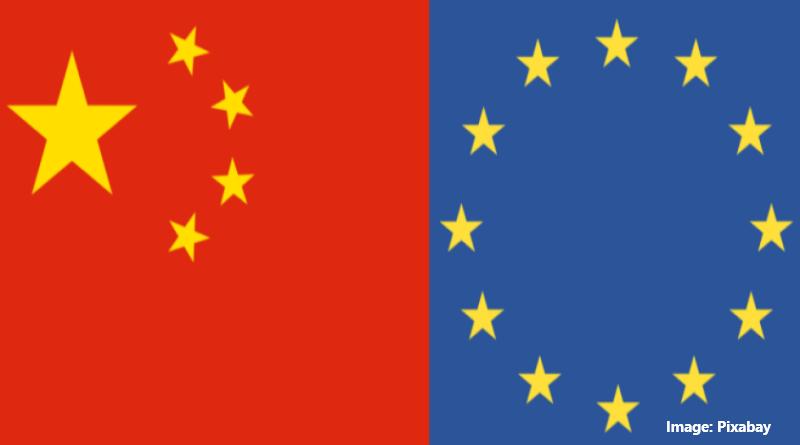 ЕС Китай