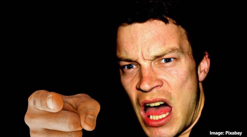 ядосан човек