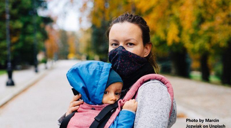 майка с маска
